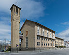 Bodø Town Hall, South view 20150608 1.jpg