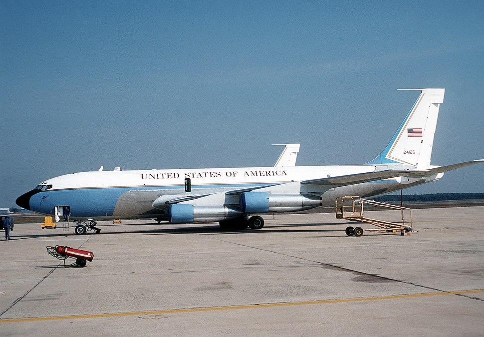 Boeing C-135B 62-4126 VIP.JPEG