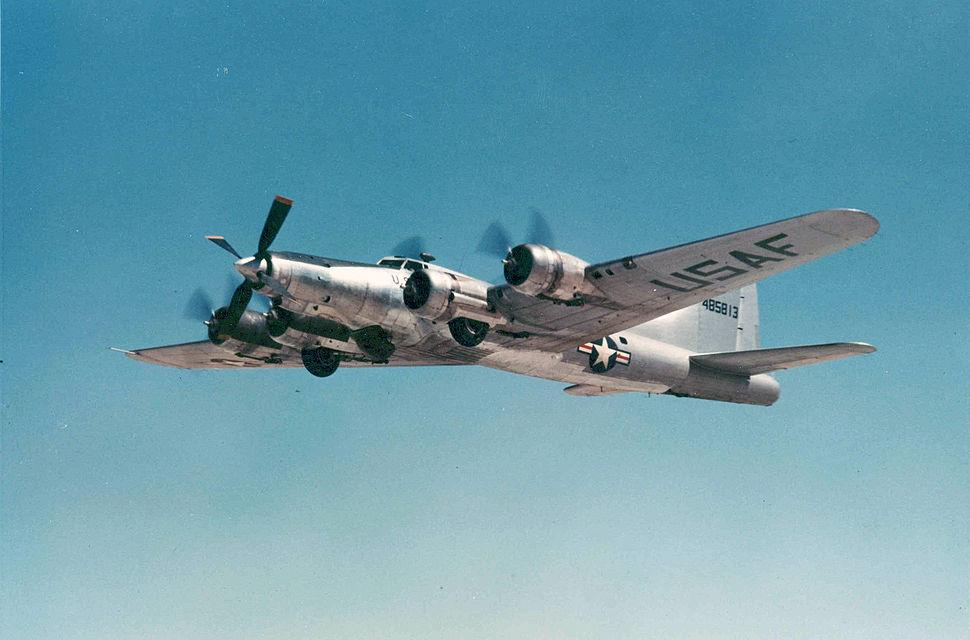 Boeing JB-17G