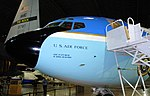 Boeing VC-13C 'Air Force One', National Museum of the US Air Force, Dayton, Ohio, USA. (46462274982).jpg
