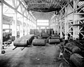 Boiler shop interior, Puget Sound Machinery Depot, Seattle, Washington, ca 1922 (INDOCC 378).jpg