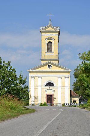 Boka (Sečanj) - The Annunciation Catholic Church