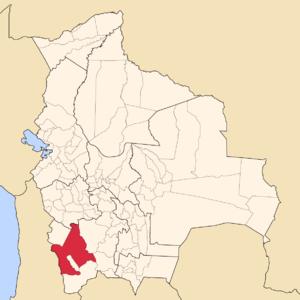 Nor Lípez Province