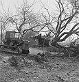 Bomen, machines, werktuigen, kuilen, laadbakken, Bestanddeelnr 251-8696.jpg