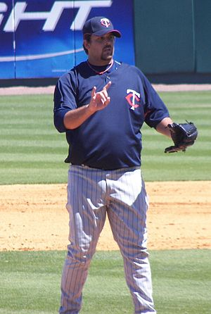 Boof Bonser - Bonser with the Minnesota Twins