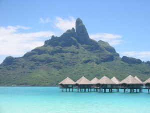 Leeward Islands (Society Islands) - Bora Bora