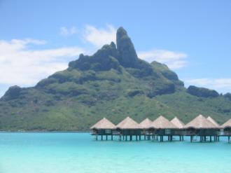 Leeward Islands (Society Islands) - Bora Bora
