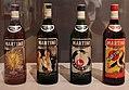 Bottiglie storiche martini e rossi, edizioni limitate art gallery, 2000-2001.jpg