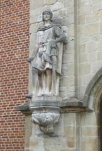 Bouchout Castle Knight Daniel