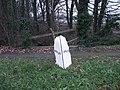 Boundary stone, Rufford-Tarleton - geograph.org.uk - 1102777.jpg