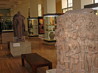 The Archaeology of Hindu Ritual - Willis is the curator of the British Museum's South Asia collection (pictured).