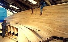 Boat Building Wikipedia