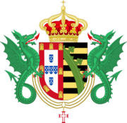 Coat of arms of the Kingdom of Portugal