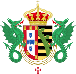 House of Braganza-Saxe-Coburg and Gotha family