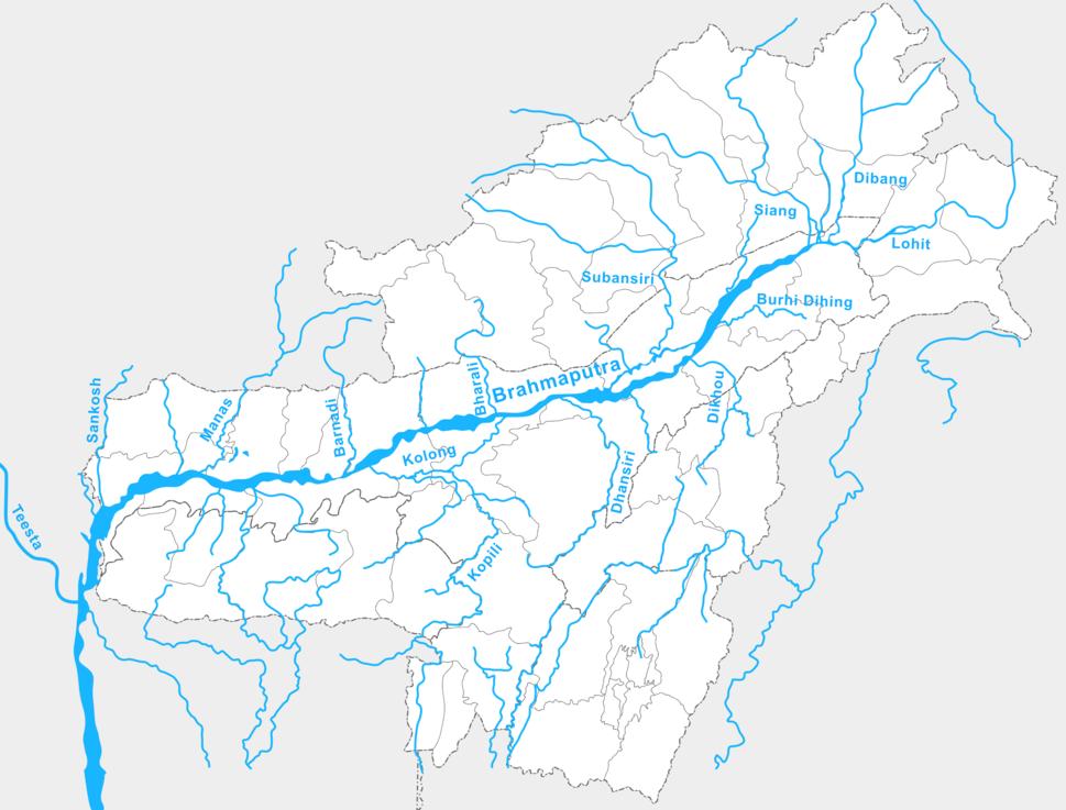Brahmaputra-river-basin