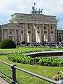 Brandenburg Gate, Berlin (2015) - 14.JPG