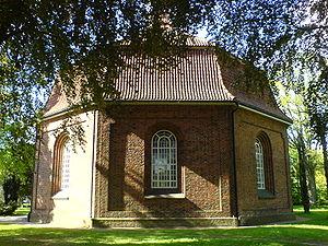 Deutsch: Brander Kirche in Brande-Hörnerkirchen