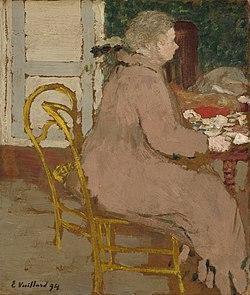 Breakfast, Edouard Vuillard, 1894.jpg