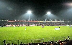 Stadion an der Bremer Brücke - Image: Bremer bruecke