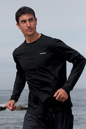 Brendan Brazier - Brazier in Venice Beach, CA