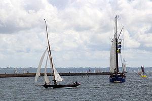 Brest 2012 PenDuick-Oban.JPG