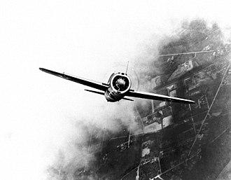 Brewster F2A Buffalo - Brewster XF2A-1 prototype