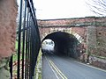 Bridge carrying the East Coast Main Railway line over Romanby Road - geograph.org.uk - 1092307.jpg