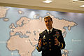 Brigadier-General Mark Martins Chief Prosecutor, US Military Commission (8066446760).jpg