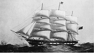 Portuguese immigration to Hawaii - The British ship Suffolk in 1881 brought 488 Azores Islanders to Hawaii.