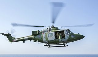 Westland Lynx Military helicopter family