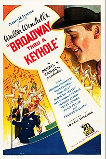 Broadway Through a Keyhole poster.jpg