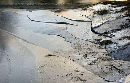 Broken ice on Holma Millpond.jpg