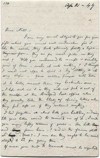 File:Brontë Letter.jpg