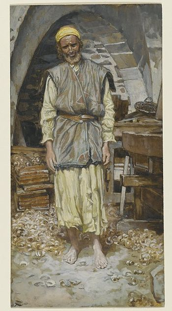 James Tissot - Saint Joseph, Brooklyn Museum