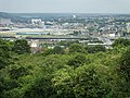 Broomhill Medway View Two Trains 8968.JPG