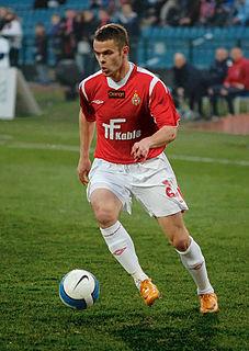 Paweł Brożek Polish footballer