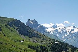 Klettersteig Engelberg : Brunnihütte u2013 wikipedia