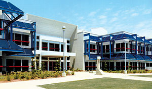 Buchanan High School (Clovis, California) - Campus