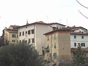 Bucine - Image: Bucine Municipio