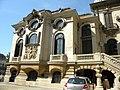 Bucuresti, Romania, Palatul Cantacuzino pe Calea Victoriei nr. 141, sect. 1, (partea din spate) (1).JPG