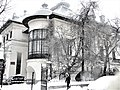 Bucuresti, Romania. CASA Prof. Dr. N. N. TURNESCU (B-II-m-B-19106) (Ninsoare in luna lui Marte).jpg