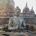 Buddha Statue, Borobudur Temple, Magelang, Jawa Tengah, Indonesia.jpg