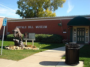 Buffalo Bill Museum - Image: Buffalo Bill Museum