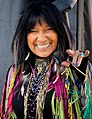 Buffy Ste. Marie - Truth and Reconciliation Commission Concert - Ottawa - 2015 (cropped).JPG