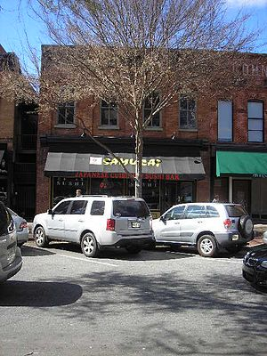 National Register of Historic Places listings in Muscogee County, Georgia - Image: Building @ 1009 Broadway