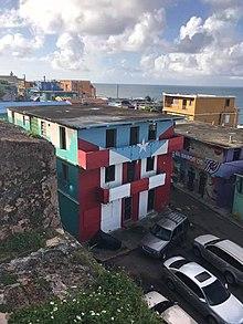 Complejo Novelista tramo  La Perla, San Juan, Puerto Rico - Wikipedia