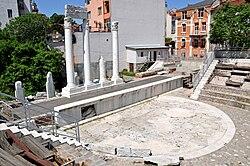 Bulgaria Bulgaria-0812 - Roman Odeon (7432938030).jpg