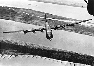 Blohm & Voss BV 222 - The BV 222 Wiking in flight
