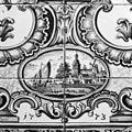Burgemeesterskamer detail schouw - Dokkum - 20058705 - RCE.jpg