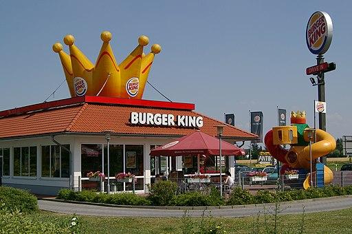 Burger king kamen